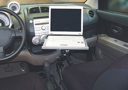 car laptop holder